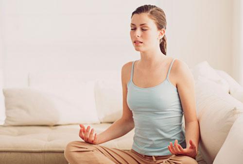 Простая медитация, которая помогает пережить разрыв отношений