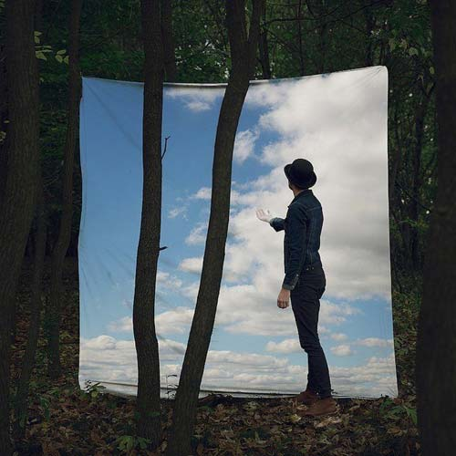 Мир реальный и воображаемый на фотографиях Логана Зилмера