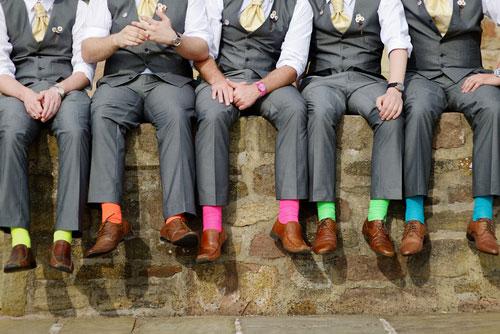 Мужские носки как элемент стиля