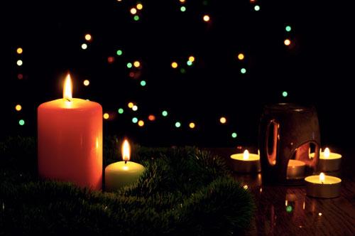 Новый год по-другому или тишина как праздник