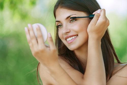 Ошибки при макияже