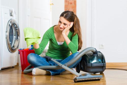Как освободиться от домашних дел