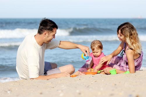Отдых на море с ребенком: чего опасаться и как к нему подготовиться?
