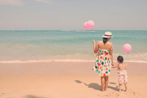 Отдых на море с ребенком: чего опасаться