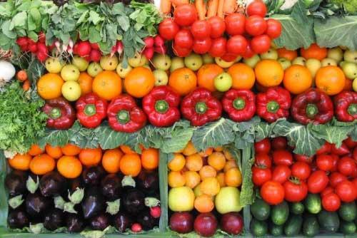 Фрукты и овощи: как их цвет влияет на здоровье