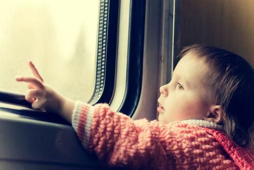 Питание для маленького путешественника