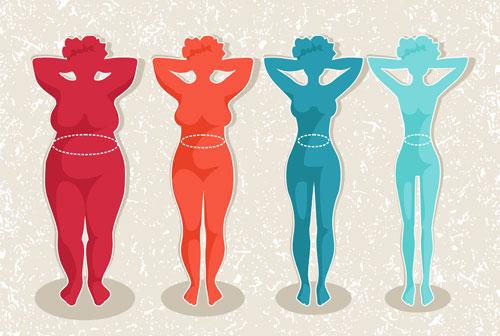 Правила эффективного похудения