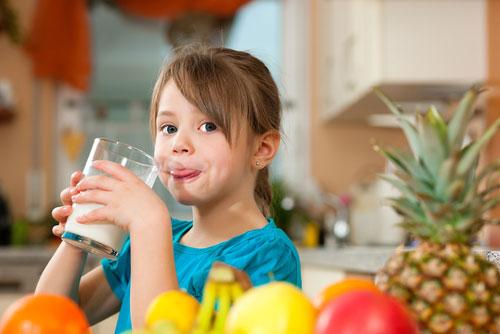 правильное питание для ребенка