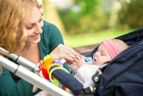 испытания ребенка в первый год жизни