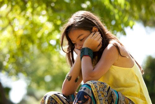 помочь ребёнку избавиться от стресса