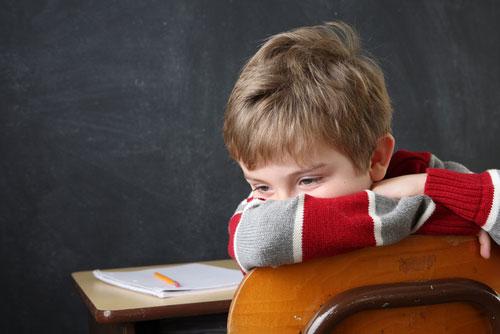 Как помочь ребёнку избавиться от стресса