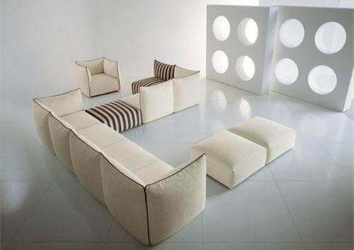 Современный диван: изучаем его «начинку»