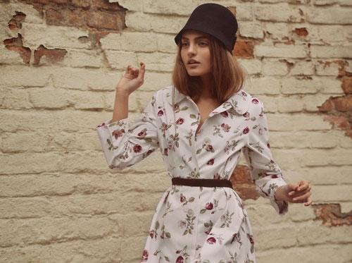 Трикотажные платья - актуальный тренд