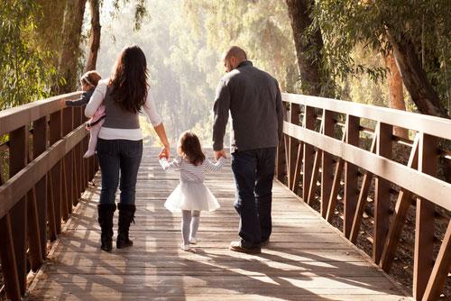 поведения для укрепления связи с ребенком