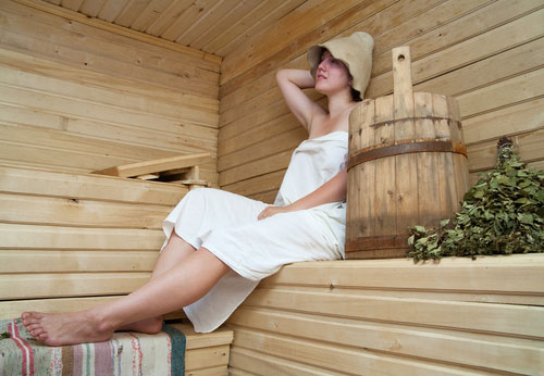 Влияние русской бани на организм человека
