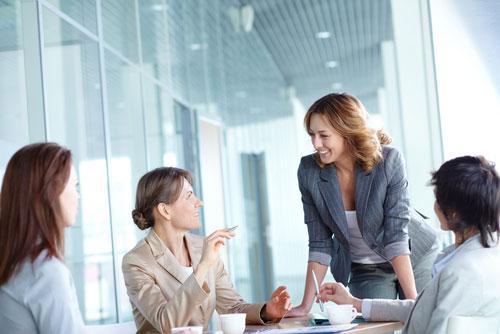 Основные тонкости внешнего вида деловой женщины