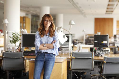 тонкости внешнего вида деловой женщины