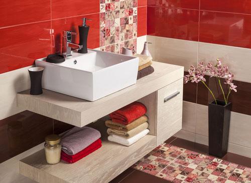 Выбираем мебель ванной