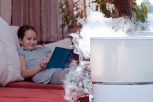 Зачем использовать увлажнитель воздуха