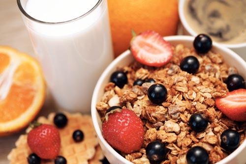 Завтраки, улучшающие ваше здоровье