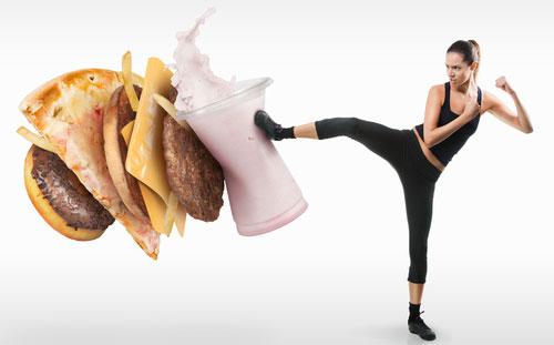 Здоровое питание начинается дома