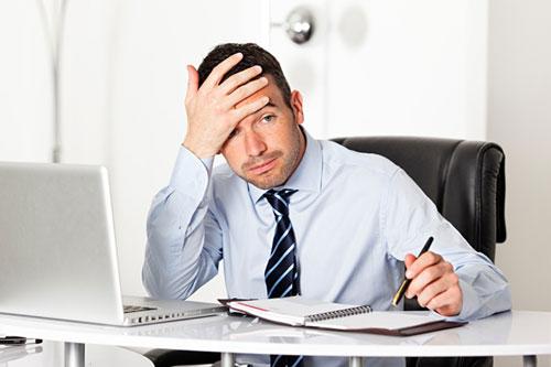 5 частых причин возникновения стресса