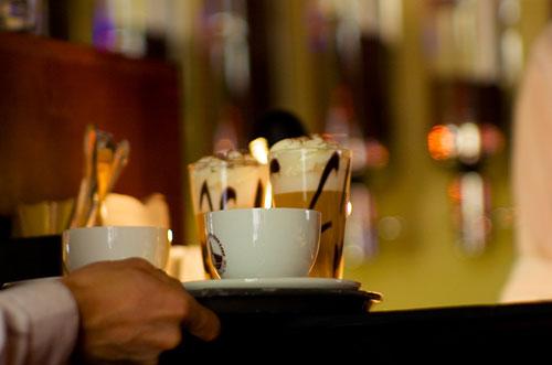 2. Рецепт № 2. Горящий кофе Марокко