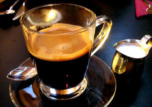 4. Рецепт № 4 Кофе с чесноком