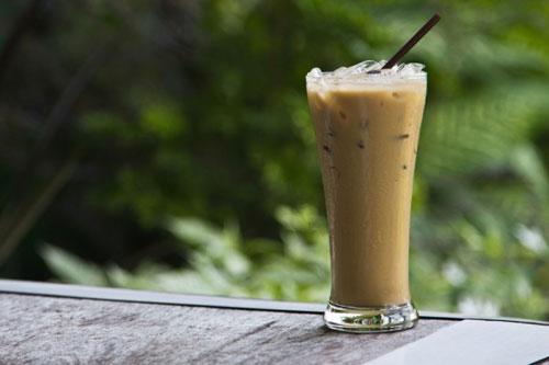 Рецепт № 5. Ледяной кофе