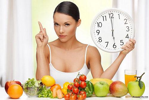 6 простых пищевых привычек, которые помогут похудеть