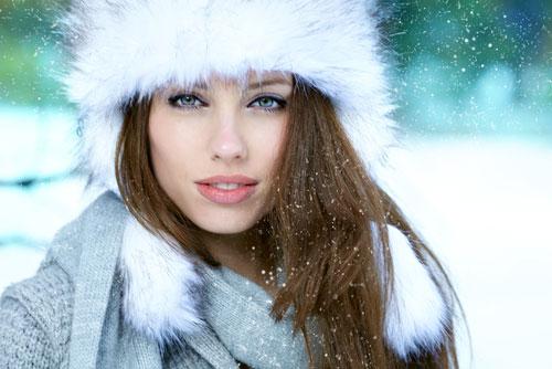 Быть красивой зимой просто