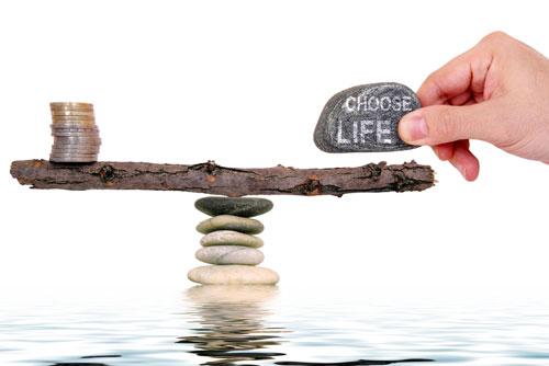 Деньги и душевное равновесие