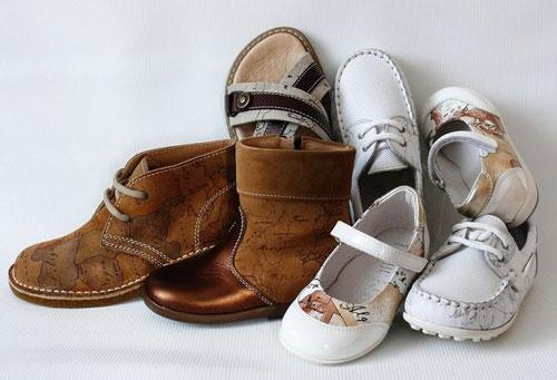 Детская обувь на радость детям