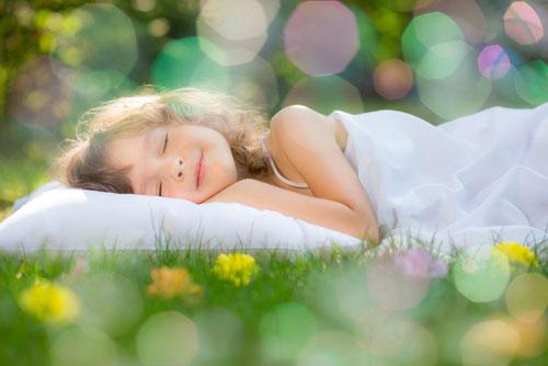 Детский дневной и ночной сон