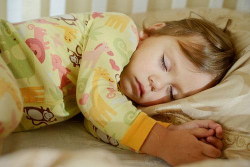 Детский дневной сон, его распорядок