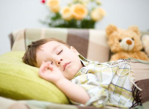 Детский ночной сон, его распорядок