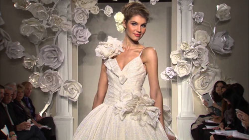 Самые дорогие и эксклюзивные платья невест