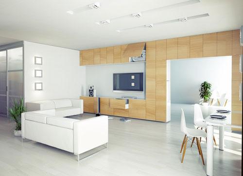Основные особенности эко-стиля в интерьерах жилищ