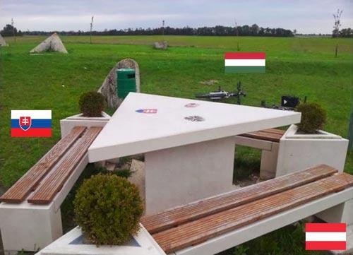 Государственные границы разных стран мира