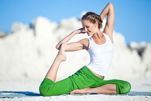 Йога – путь к равновесию