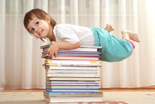 Как подружить своего ребенка с книгой