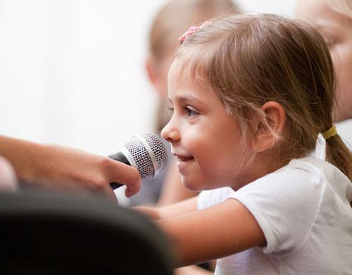 Как развивать речь у малышей