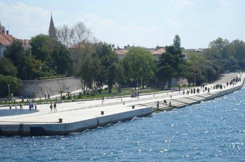 Хорватия: музыка моря