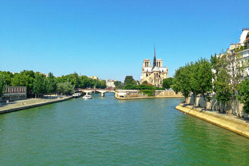 Великолепная Сена