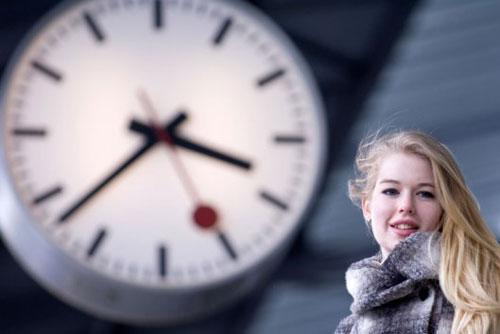 Не теряй время