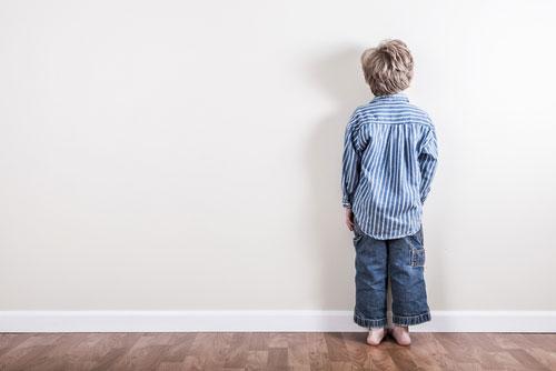 Правильное наказание ребенка