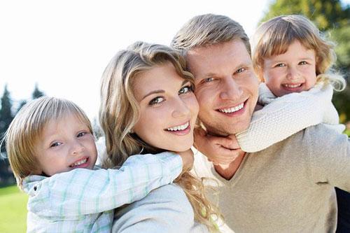 Семья – это маленькое государство