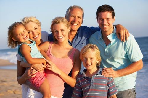 Как семья влияет на личностное развитие каждого из ее членов