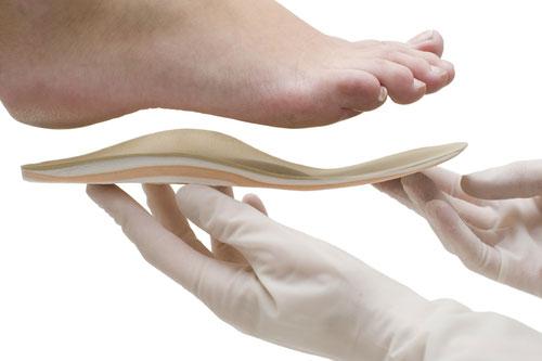 Строение стопы. Соответствие стопы размеру обуви