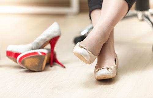 Строение стопы и соответствие стопы размеру обуви